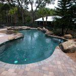 Natural Pool Design by Landmark Pools
